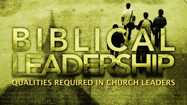 Qualities Required in Church Leaders.001