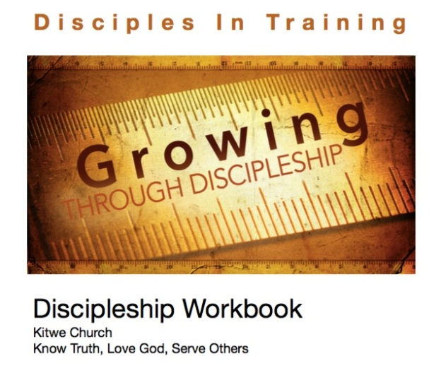 Growing Discipleship